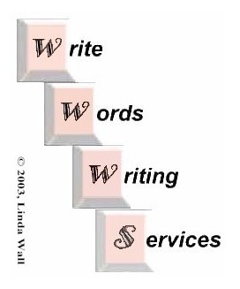 Write Words Writing Services - When you need the right words, contact the Write Words professional.