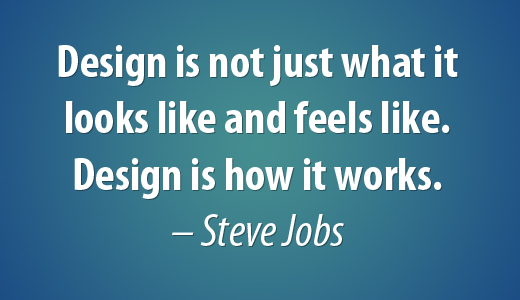 Write Words Writing Services - Steve Jobs quote