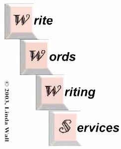 Write Words Writing Services - logo design